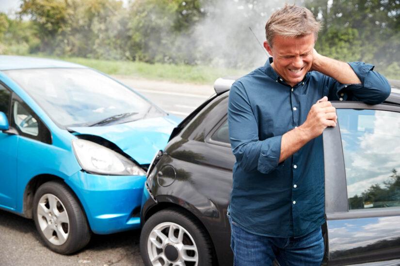 car crach injury